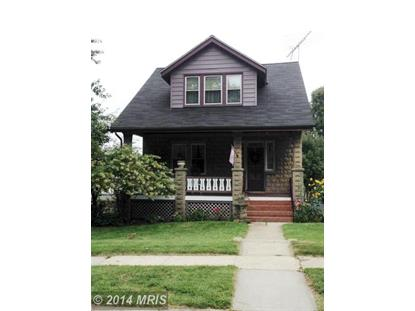 3505 GIBBONS AVE Baltimore, MD MLS# BA8452571