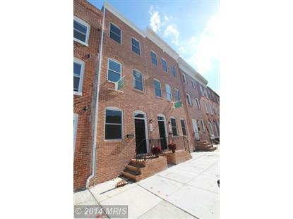1123 HANOVER ST Baltimore, MD MLS# BA8503131