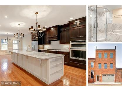 821 BELNORD AVE S Baltimore, MD MLS# BA8508543