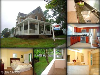 3209 GLENMORE AVE Baltimore, MD MLS# BA8528349