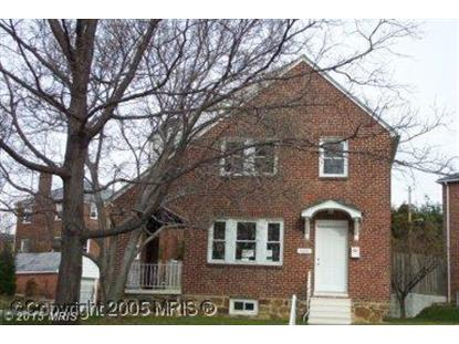 4600 CROSSWOOD AVE Baltimore, MD MLS# BA8607843