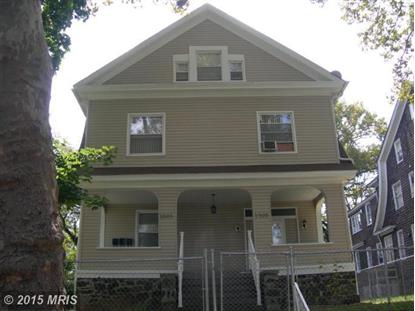 3505 POWHATAN AVE Baltimore, MD MLS# BA8758833
