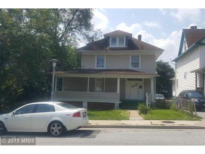 511 BEAUMONT AVE Baltimore, MD MLS# BA8770108