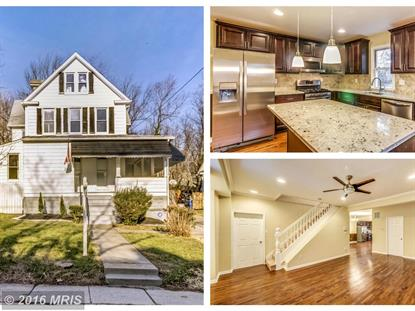 2810 AILSA AVE Baltimore, MD MLS# BA9530218