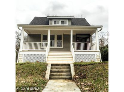 2710 OVERLAND AVE Baltimore, MD MLS# BA9613760