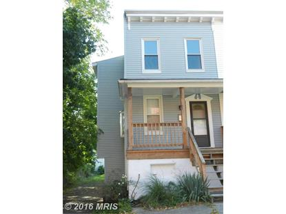 3932 ELM AVE Baltimore, MD MLS# BA9662175