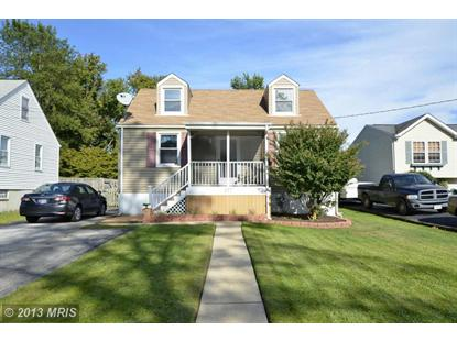 327 WYE RD Baltimore, MD MLS# BC8192084
