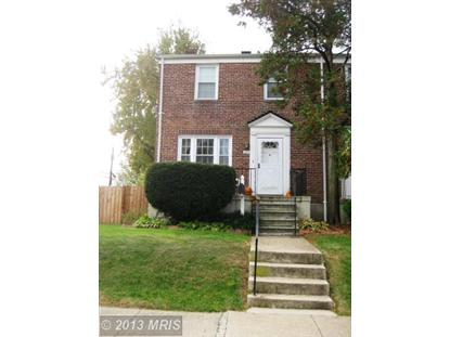205 BLAKENEY RD Catonsville, MD 21228 MLS# BC8232340