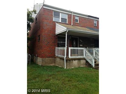 1136 FOXWOOD LN Essex, MD MLS# BC8265267