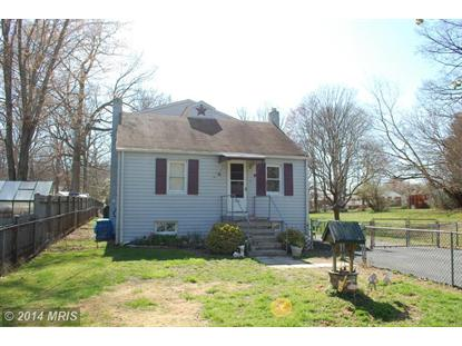606 CARVEL GROVE RD Baltimore, MD MLS# BC8318349