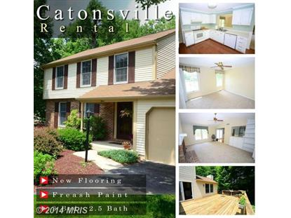 3 HELMS PICK CT Catonsville, MD 21228 MLS# BC8420139
