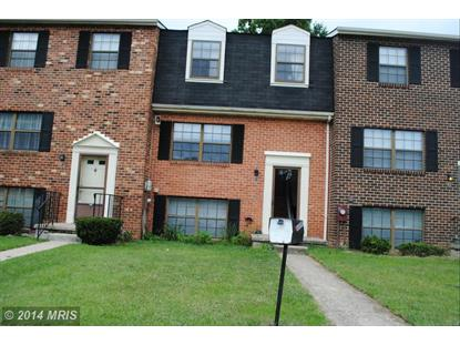 30 GOLDEN HILL CT Baltimore, MD 21228 MLS# BC8423096