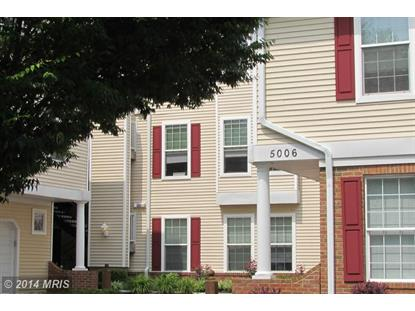 5006 HOLLINGTON DR #102 Owings Mills, MD MLS# BC8424513