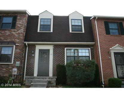 27 CLINTON HILL CT Catonsville, MD 21228 MLS# BC8431114