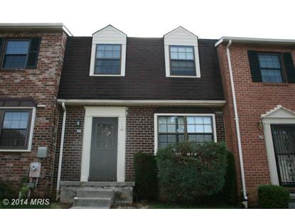 27 CLINTON HILL CT Catonsville, MD 21228 MLS# BC8489534