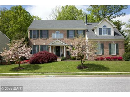 11524 HUNTERS RUN DR Cockeysville, MD MLS# BC8510861