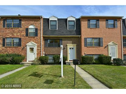 7 GOLDEN HILL CT Catonsville, MD 21228 MLS# BC8558848
