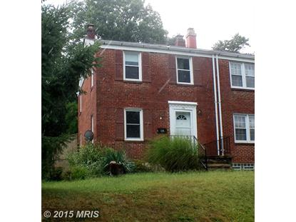 194 CHERRYDELL RD Catonsville, MD 21228 MLS# BC8589257
