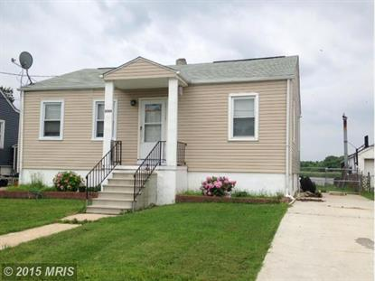 3204 RIVER DRIVE RD Sparrows Point, MD MLS# BC8671081