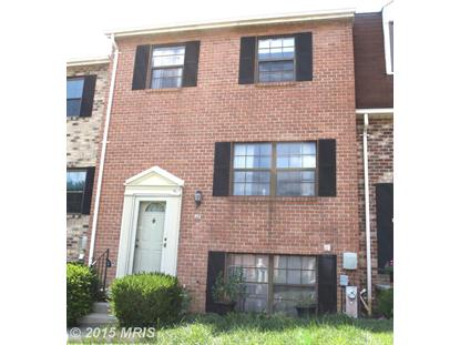 12 KEEN MILL CT Baltimore, MD 21228 MLS# BC8678684