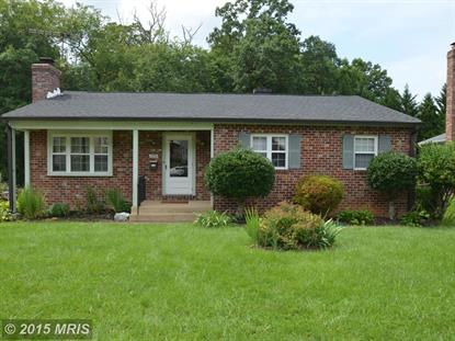 1434 GIBSONWOOD RD Catonsville, MD 21228 MLS# BC8693908