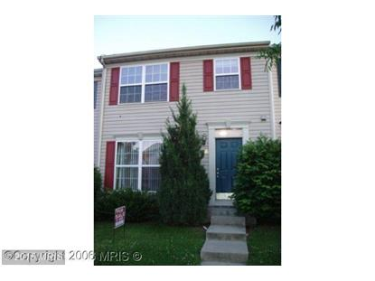 4722 BUXTON CIR Owings Mills, MD MLS# BC8753325