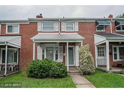 1072 CRAFTSWOOD RD Catonsville, MD 21228 MLS# BC8755758