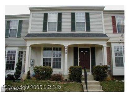 628 LUCKY LEAF CIR Catonsville, MD 21228 MLS# BC9511817