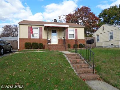 1710 EARHART RD Baltimore, MD MLS# BC9521169
