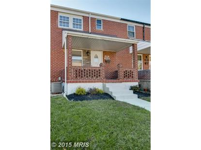 1056 FOXCHASE LN Baltimore, MD MLS# BC9522290