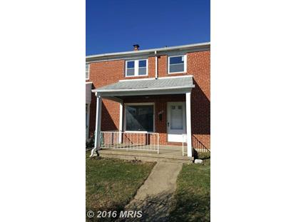 1080 CRAFTSWOOD RD Catonsville, MD 21228 MLS# BC9554365