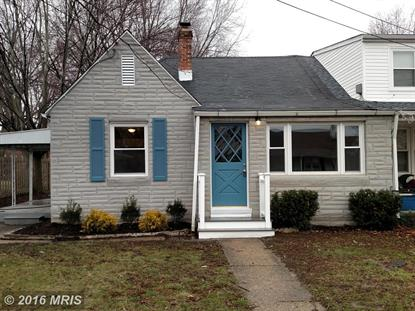 606 NEW JERSEY AVE Baltimore, MD MLS# BC9555378