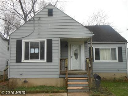 361 NICHOLSON RD Baltimore, MD MLS# BC9600863