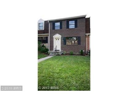 25 LAURENCE BROOKE RD Catonsville, MD 21228 MLS# BC9619215