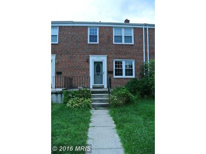6125 MOUNT RIDGE RD Catonsville, MD 21228 MLS# BC9678436