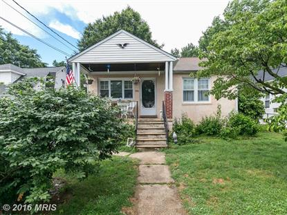 366 NICHOLSON RD Baltimore, MD MLS# BC9697441