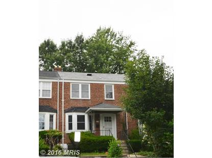 10 SHADY NOOK AVE Catonsville, MD 21228 MLS# BC9699809