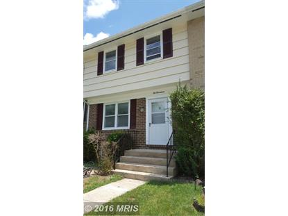 217 CEDARMERE CIR Owings Mills, MD MLS# BC9708603