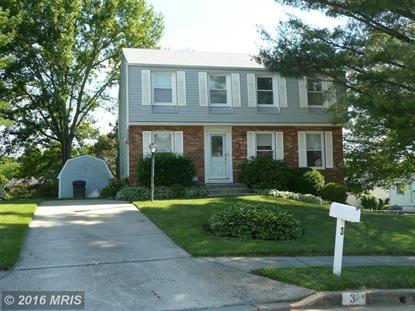 3 NEW KENT CT Baltimore, MD 21228 MLS# BC9726052