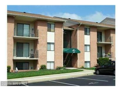 1002 SPRING GATE RD #2C Catonsville, MD 21228 MLS# BC9753772