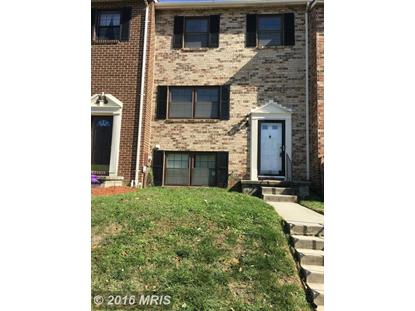 39 BADGER GATE CT Catonsville, MD 21228 MLS# BC9787882
