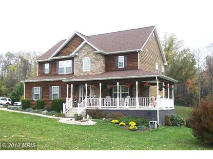 1996 GOLDMILLER RD Bunker Hill, WV MLS# BE8208156