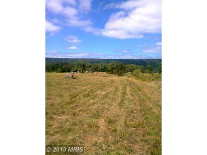 OFF DOMINION ROAD Gerrardstown, WV MLS# BE8210459