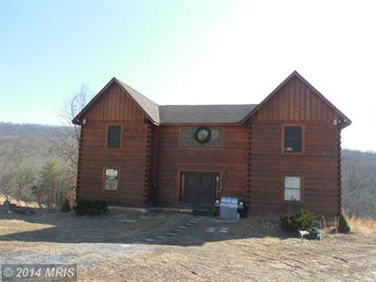 1337 BUCK HILL RD Gerrardstown, WV MLS# BE8257124
