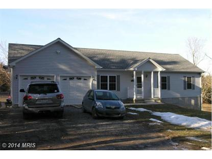 1228 LAMPLIGHT ROAD Inwood, WV MLS# BE8291339