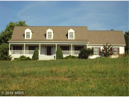 912 RUNNYMEADE RD Bunker Hill, WV MLS# BE8307345
