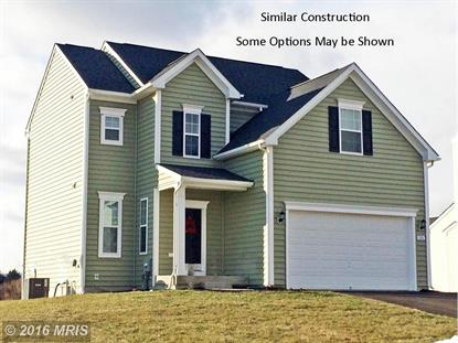 0 BRAY DR #PENROSE 2 PLAN Bunker Hill, WV MLS# BE8332093