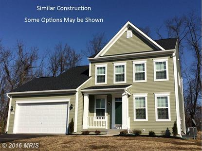 0 BRAY DR #CYPRESS 2 PLAN Bunker Hill, WV MLS# BE8332115