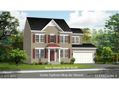 0 BRAY DR #NEWBURY 2 PLAN Bunker Hill, WV MLS# BE8332229
