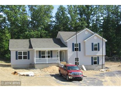 313 PARAGON DR Bunker Hill, WV MLS# BE8367514